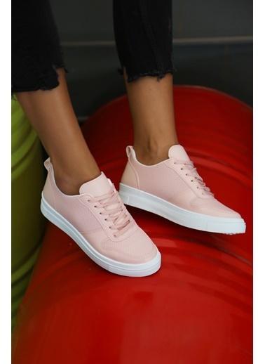 Baqmaq Sneakers Pudra
